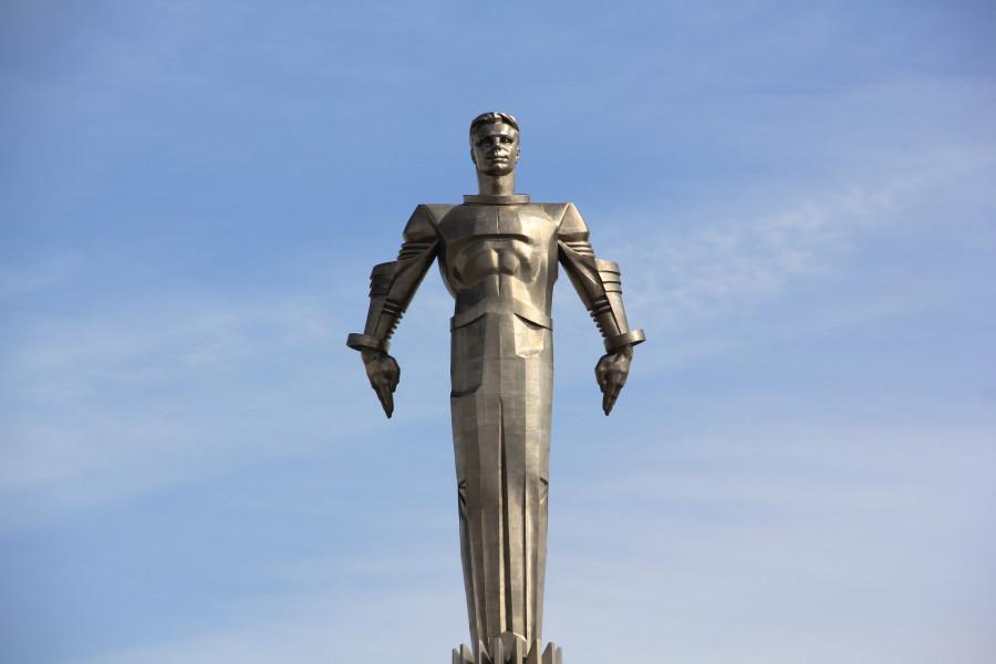 Площадь Гагарина 057