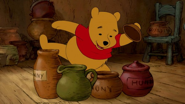 winnie the pooh two