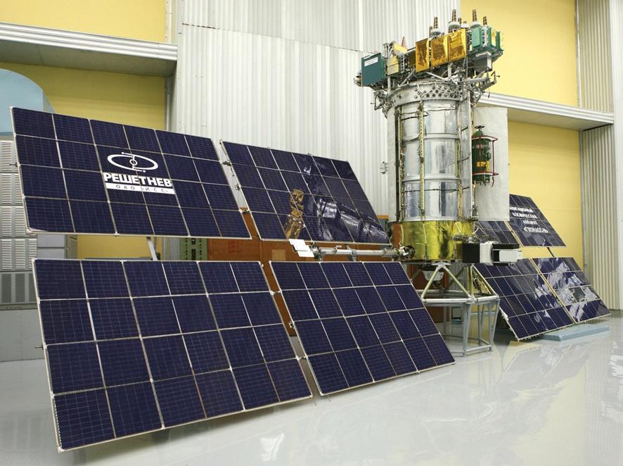 спутник глонасс м фото советской