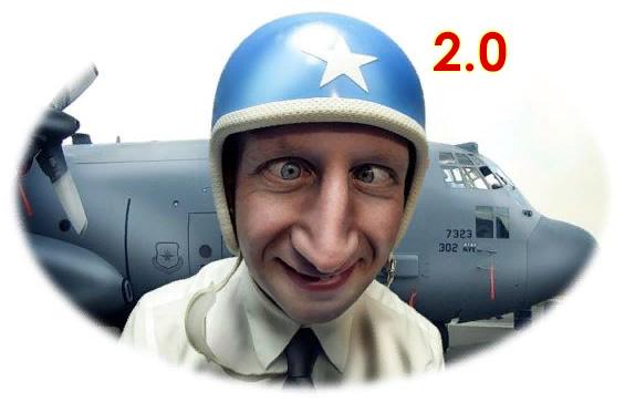Сферический пилот в вакууме. О фигуре идеального пилота (обновленная версия