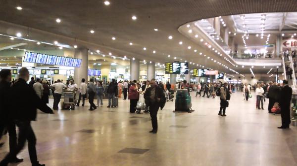 аэропорт Домодедово. Могли
