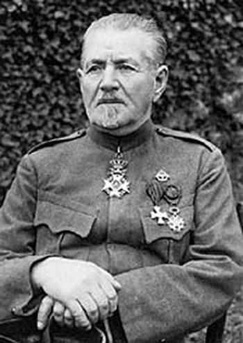 Генерал артиллерии Николай Александрович Бржозовский