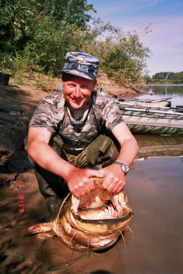 рыбалка родинское