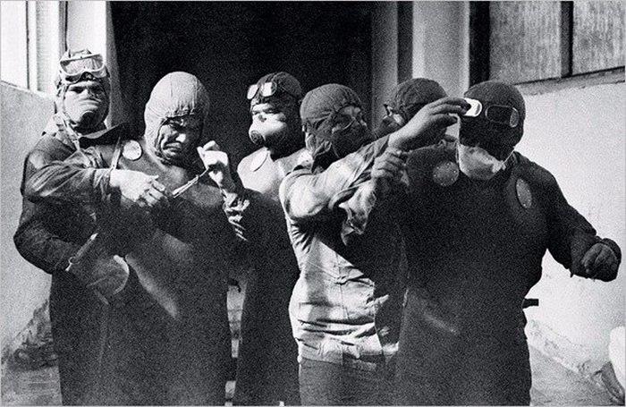 Ликвидаторы. Чернобыль, 1986