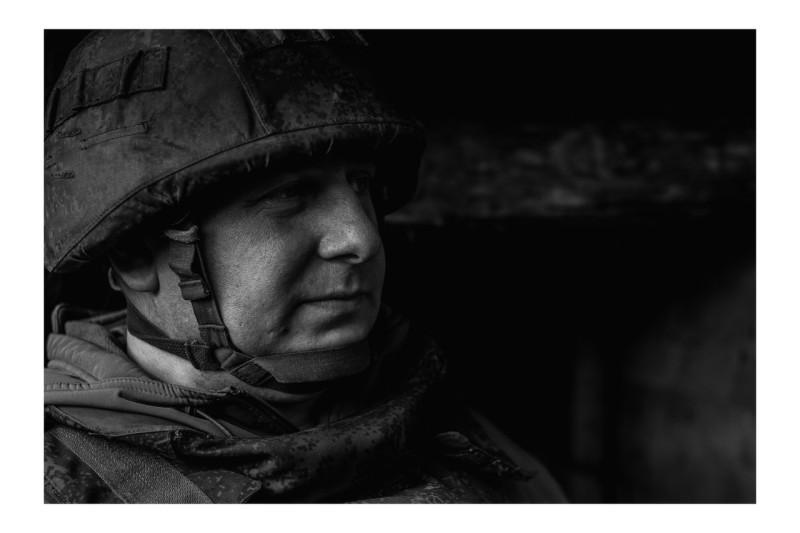 """""""Кипиш"""" в блиндаже в районе поселка Ясное. Донбасс, 2017"""
