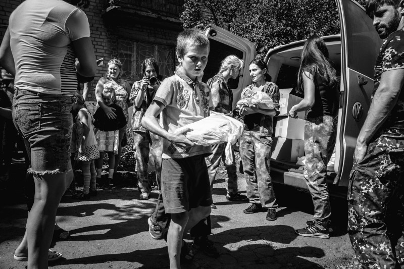 Фото из архива. Зайцево, август 2016