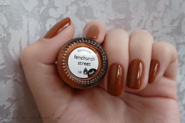 Nails inc. Fenchurch street