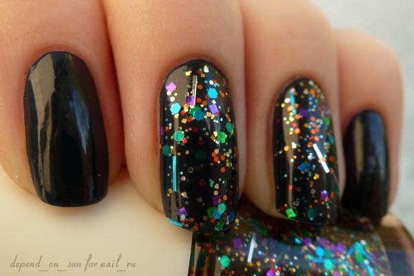 Nails inc. Blenheim terrace + Innisfree 107 Libra