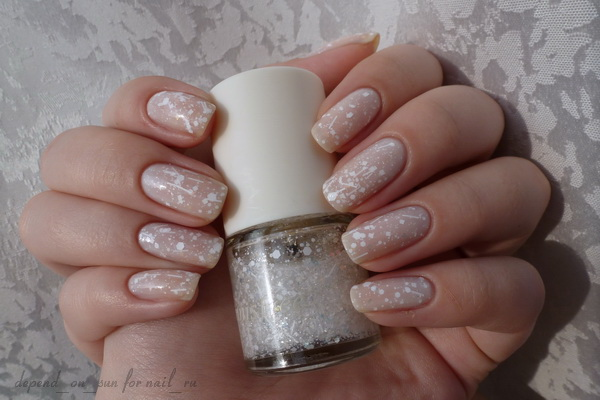 OPI Don't touch my tutu + Innisfree 109