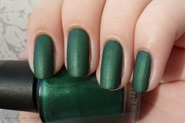 OPI Here today... Aragon tomorrow suede