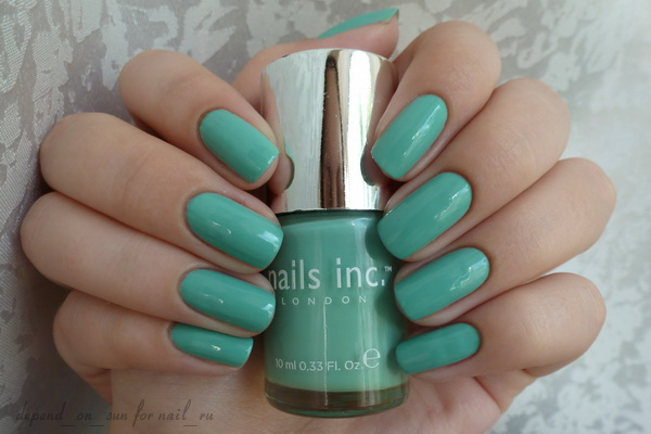 Nails inc. Haymarket