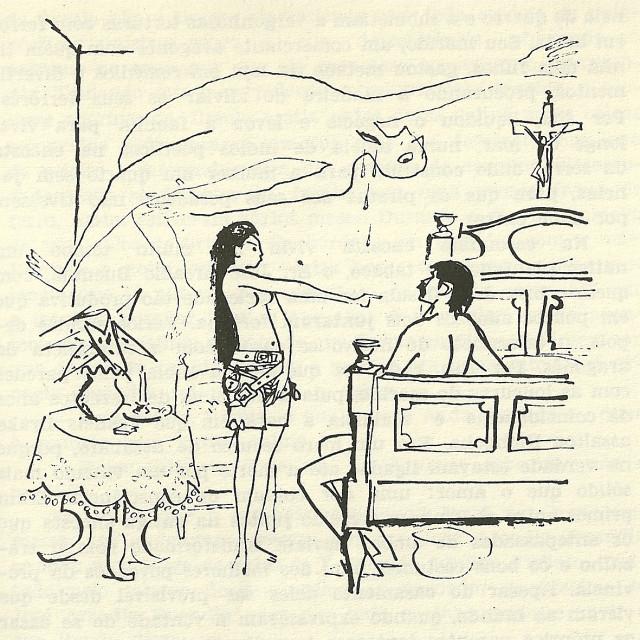 jose arcadio buendia José arcadio buendia termina matándolo con una lanza en su garganta pero su fantasma termina por desplazar a josé arcadio buendia y a Úrsula de su hogar lo que.