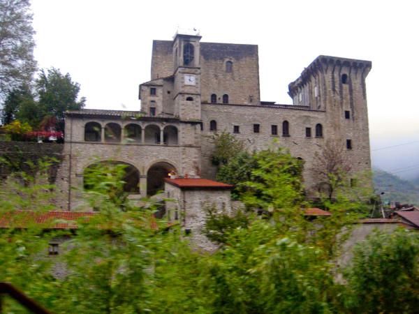 Стрый замок