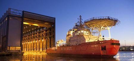 Icebreaker Baltika