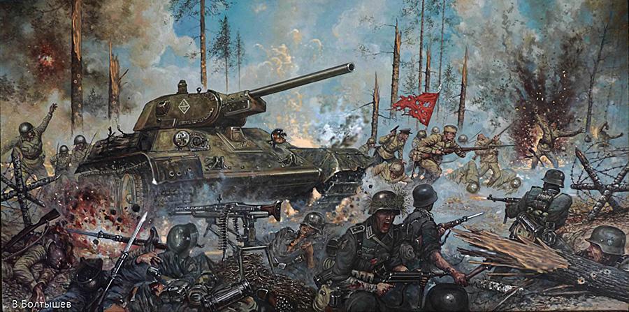 фото рыцарей битвы