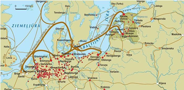 "Картинки по запросу ""натиск на Восток"" (Drang nach Osten). 13 век"