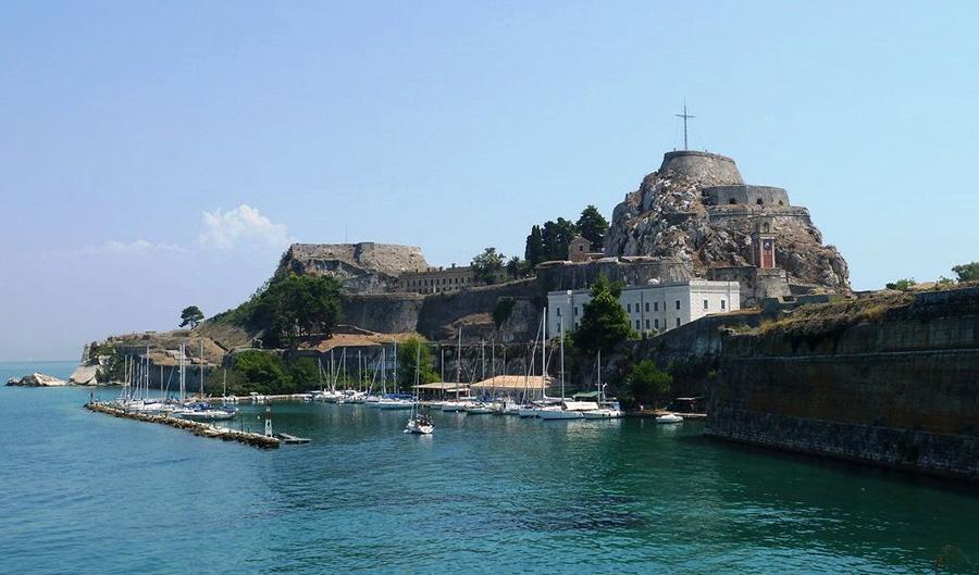 Современные виллы в греции