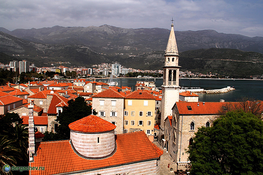 Апартаменты в будва черногория