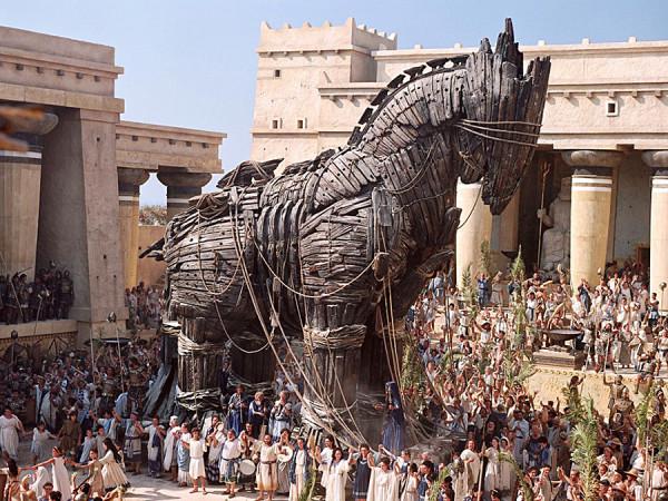 Легендарный «Троянский конь»