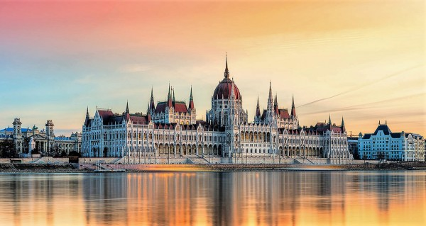 Будапешт. Гордая мадьярская столица на берегах Дуная