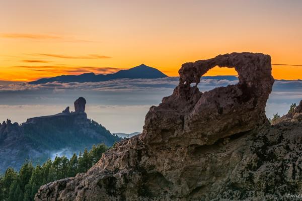 Гран-Канария. Вулканический заповедник. Необыкновенные Канары