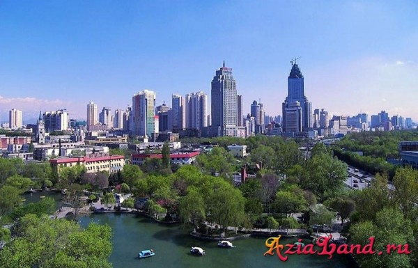 Синьцзян. Фантастический бум туризма