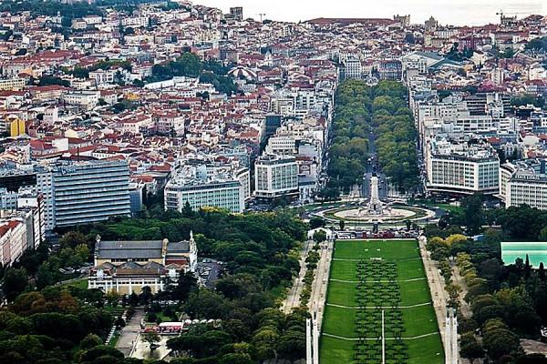 Португалия. Лиссабон. Город великих мореплавателей и желтого трамвая