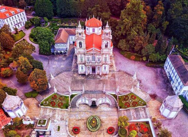 Португалия. Брага. Католическая столица с вековыми связями с потусторонним миром