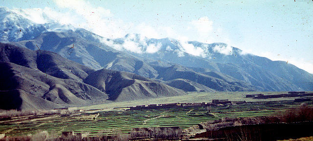 долина-андараб
