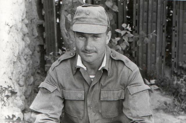 Валерий Вощевоз - комбат