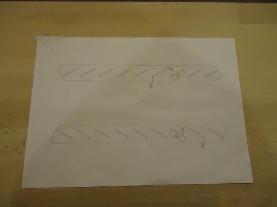 Как делается деревянная лестница