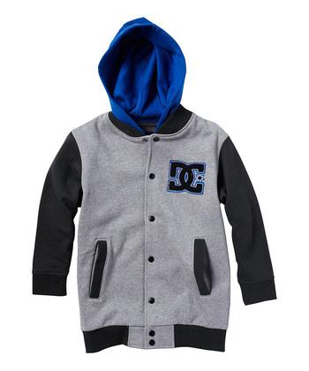 Куртка DC серая