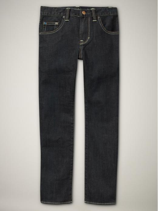 джинсы гэп черные
