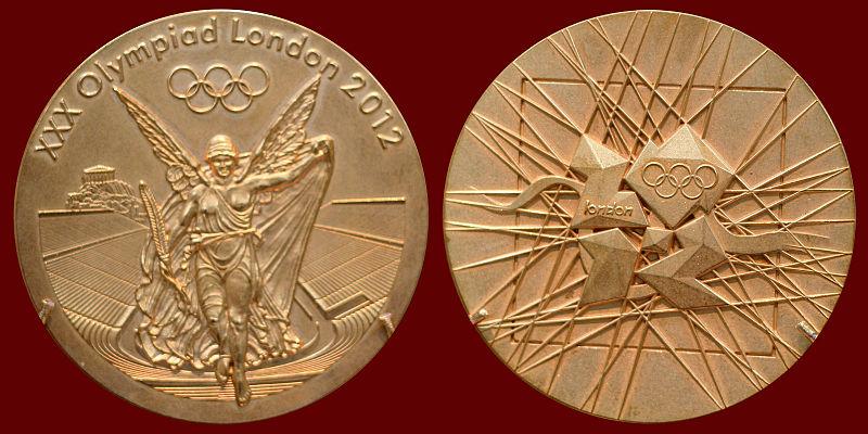 Золотая медаль Олимпиады 2012