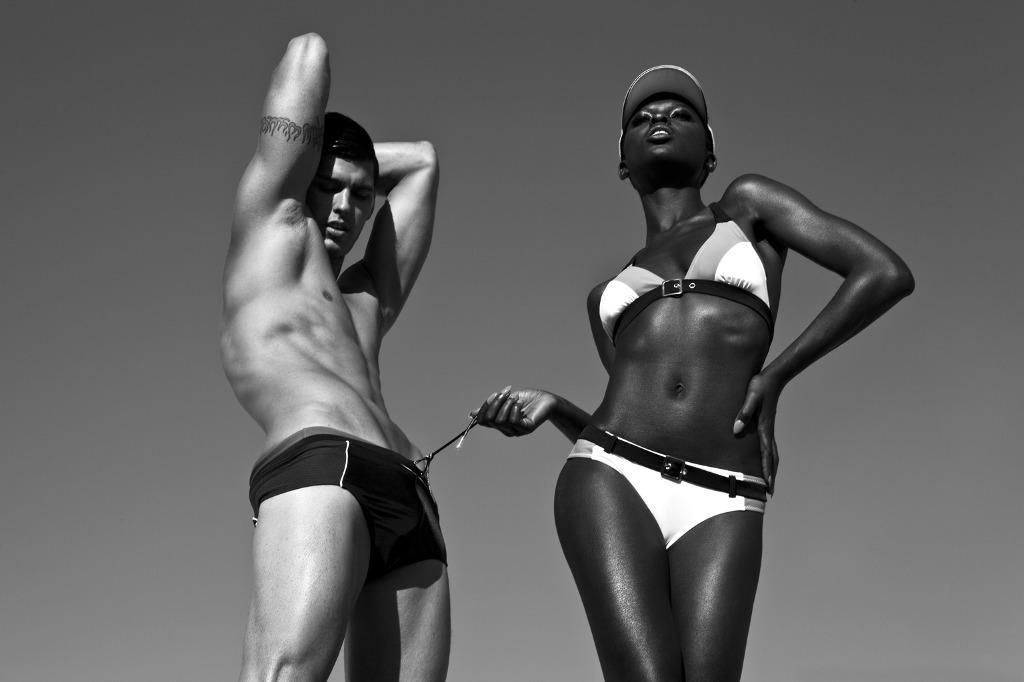 Негритянка и белый мужчина вставлять пизду