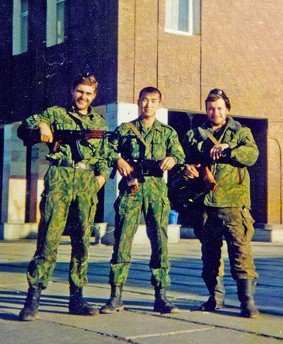 1996- Таджикистан. Справа