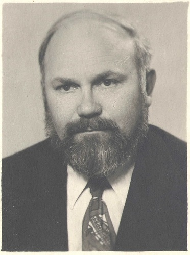 Е.А. Хагемейстер 1975 г.