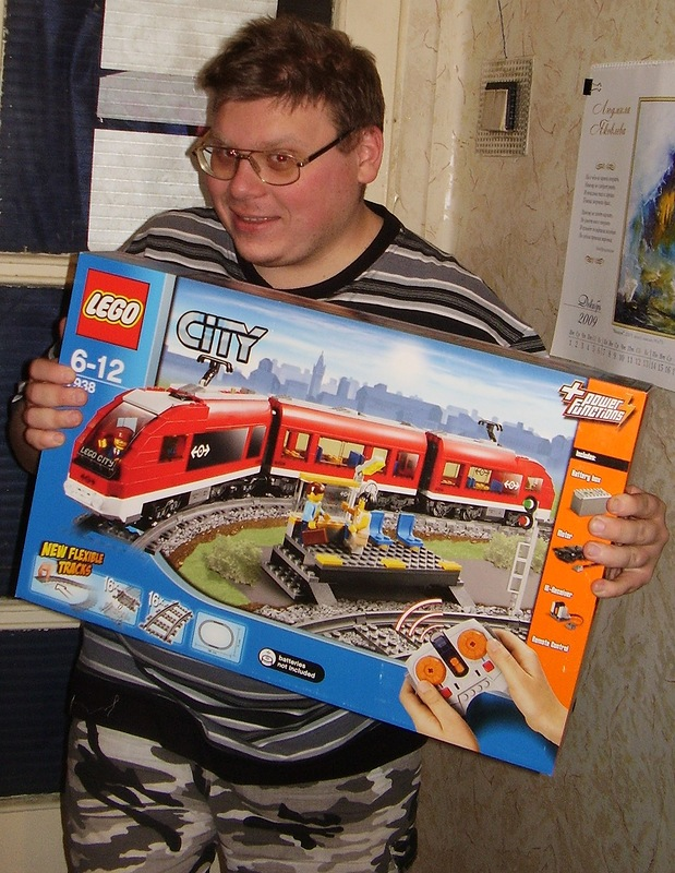 Я и LEGO