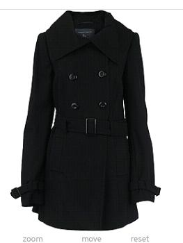 DP black coat