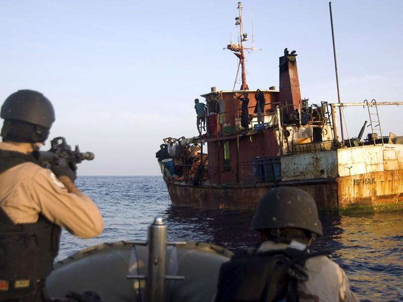 Куда делись сомалийские пираты?
