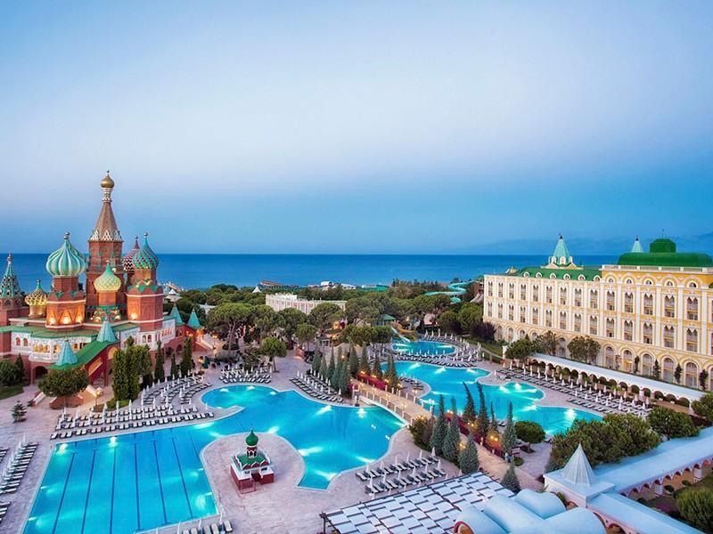 лучшим горящая путевкп в кремлин турция вида