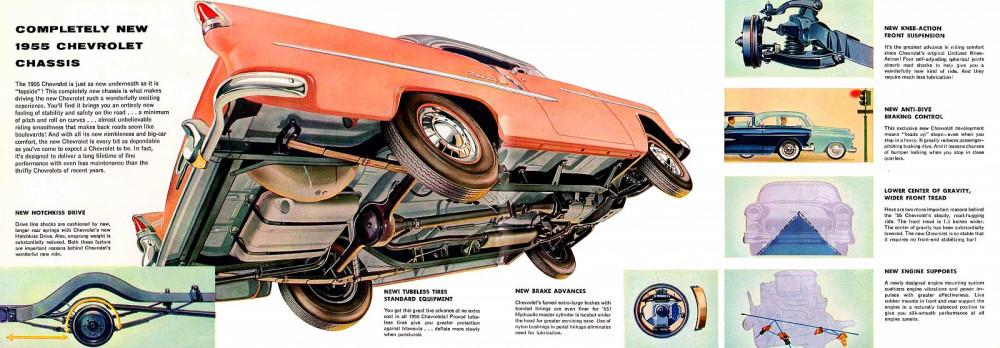 1955 Chevrolet Full Line (b)-14-15