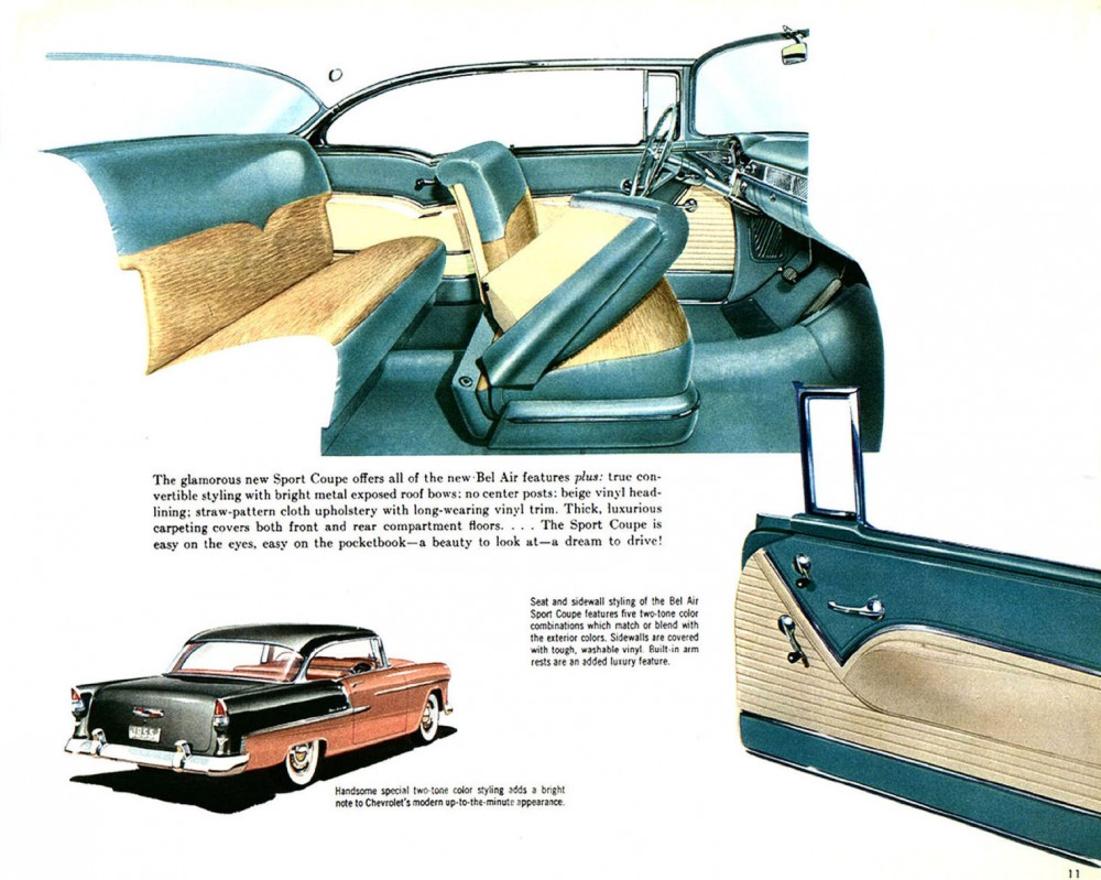 1955 Chevrolet Dealer Album-011