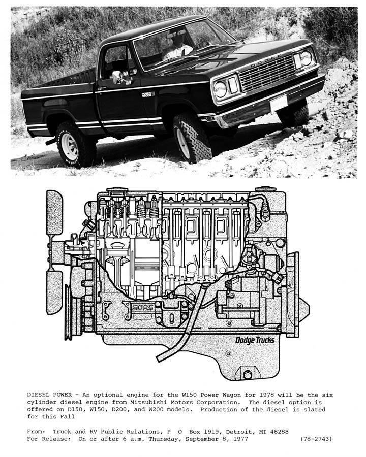 Когда Dodge pickup не совсем Dodge