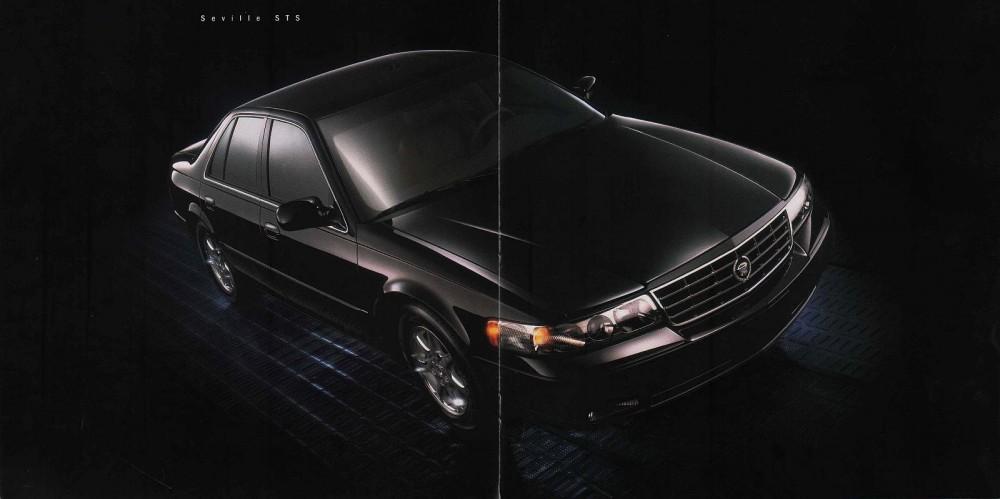 Ответ на загадку Cadillac Seville STS 1998