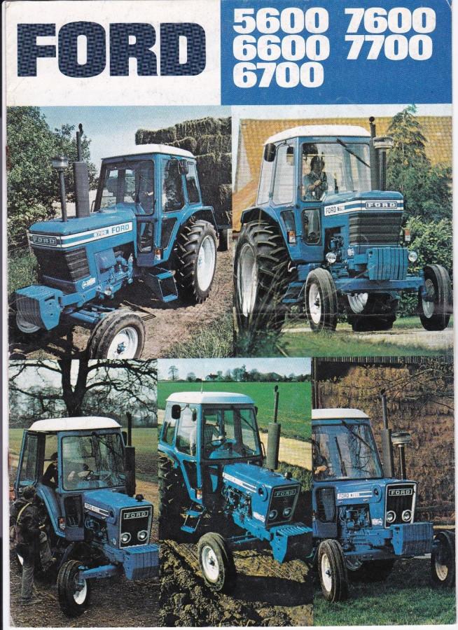 Фабрикант Форд -- тракторов форт!