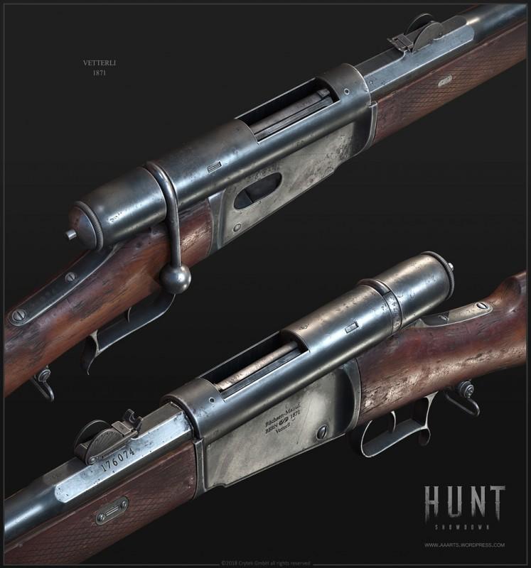 Hunt Showdown. Лучшая игра прошлого года. Ч-2. Стволы и гемплей