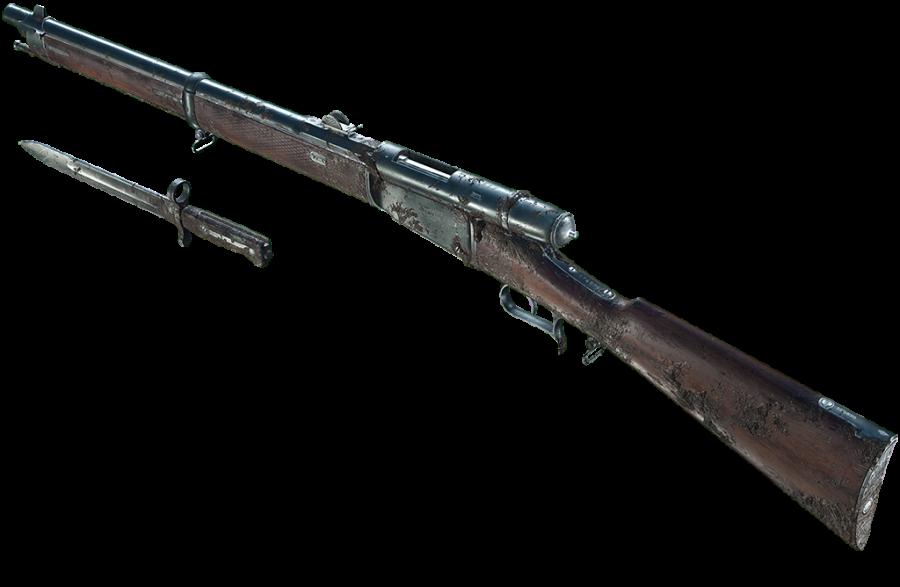 Vetterli_71_Karabiner_Bayonet
