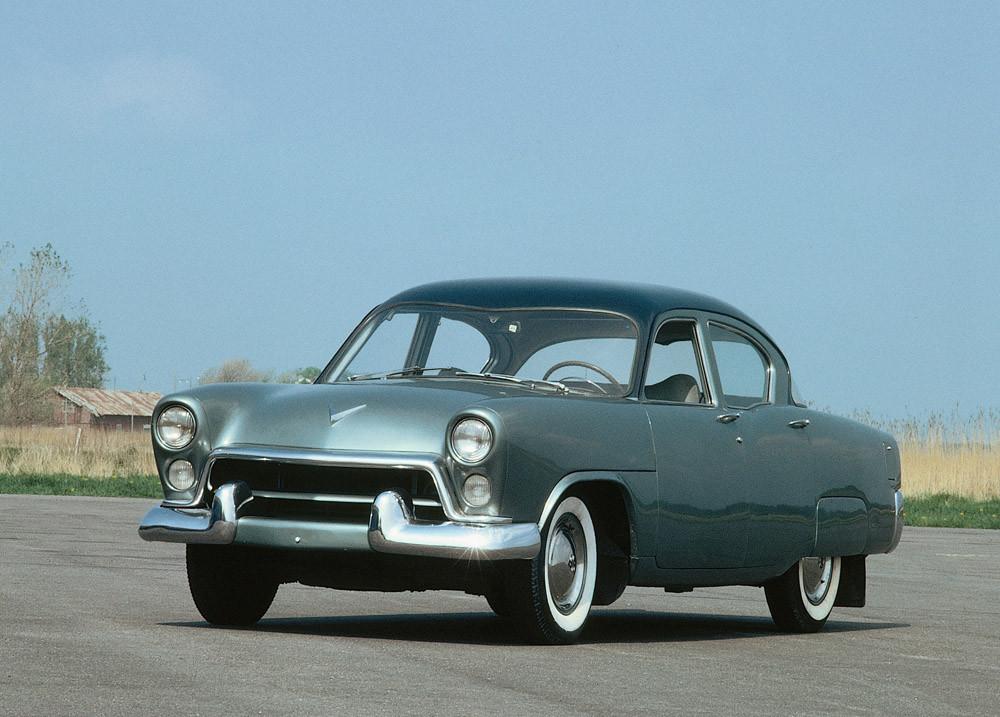 Volvo Philip 1952 concept