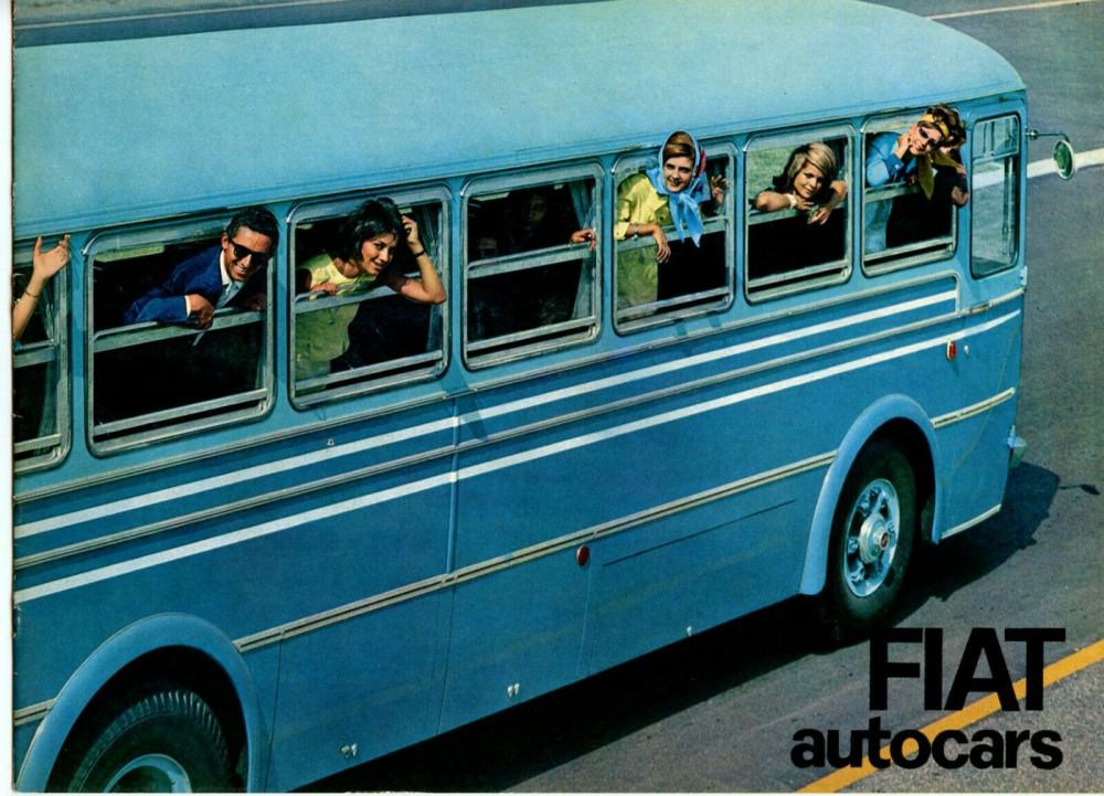 FIAT  306, 309, 314, 1960ы